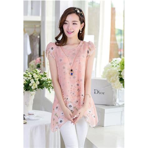 blouse wanita model korea  moro fashion