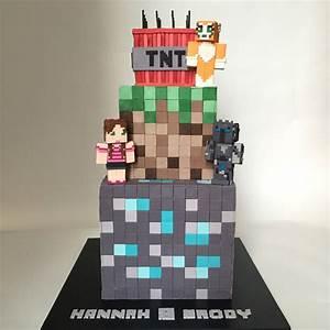 Minecraft Cake - CakeCentral.com