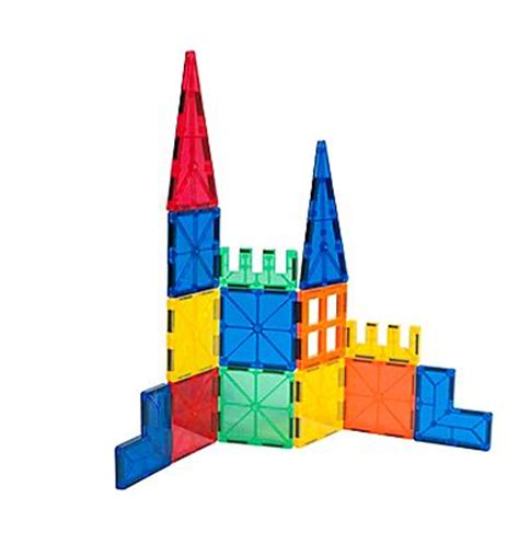 100ct magnetic tile building set only 49 99 retail 119