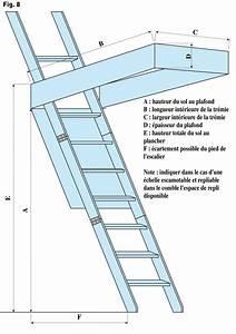 Escalier Escamotable Grenier : escalier escamotable menuiseries ext rieures ~ Melissatoandfro.com Idées de Décoration