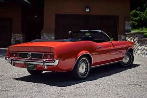 Classic 1973 Ford Mustang Convertible for sale - Classic & Sports Car (Ref New Jersey)