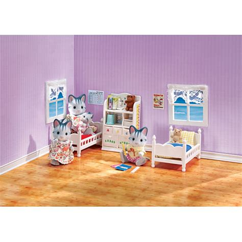 calico critters bedroom calico critters children s bedroom set smart toys