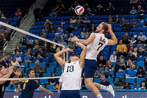 Men's volleyball to focus on fixing weaknesses before Cal ...