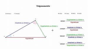 Sinus Cosinus Berechnen : 5 1 trigonometrische funktionen am rechtwinkligen dreieck ~ Themetempest.com Abrechnung