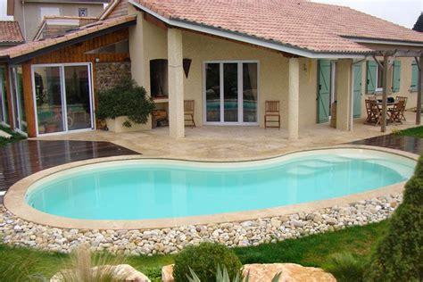 piscine coque prix d une piscine coque