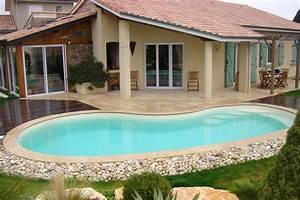 devis piscine coque mon devisfr With maison en beton coule 15 piscine coque polyester