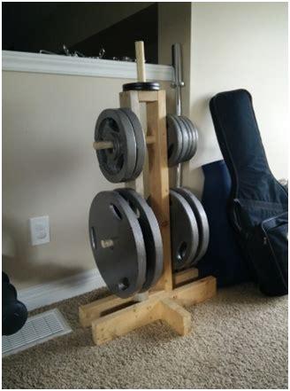 build  diy weight tree    diy home gym  home gym diy gym equipment