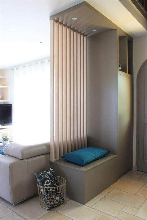 claustra bois tasseau entree meuble entree meuble