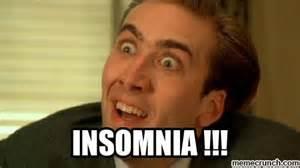 Insomnia Meme - insomnia