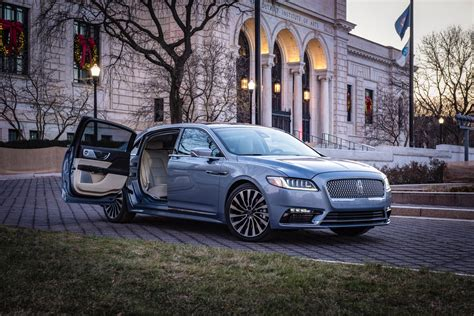 lincoln brings  suicide doors