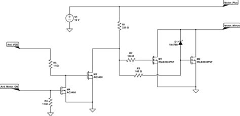 Arduino Controlling Mosfet With Attiny