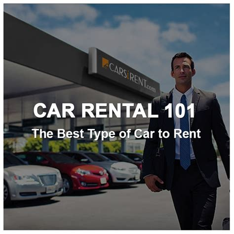 What Is The Best Type Of Car To Rent?