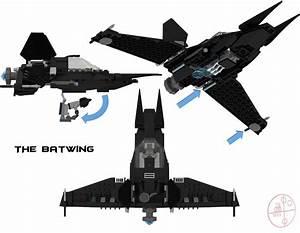 LEGO Ideas - Batman Arkham Origins: Firefight Over Gotham
