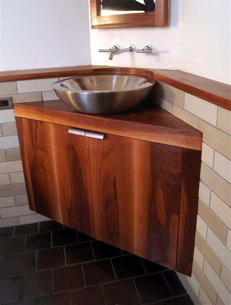 Corner Vanity In Bathroom The 25 Best Ideas About Corner Sink Bathroom On