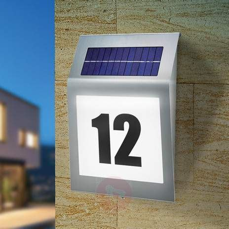 buy house number lights from lights co uk