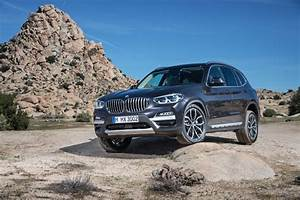 The Third Generation BMW X3 Must Be The Best Selling Small