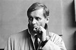 25 lat temu na deskach Teatru Nowego zmarł Tadeusz ...