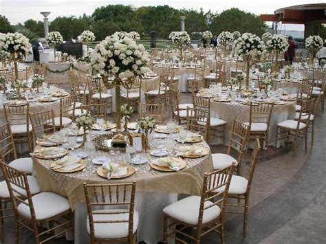 wedding tables and chairs sonal j shah event consultants llc different types of