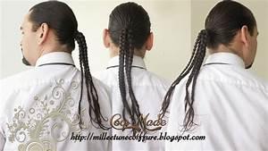 Queu De Cheval Homme : 1001 coiffures queue de cheval ~ Melissatoandfro.com Idées de Décoration