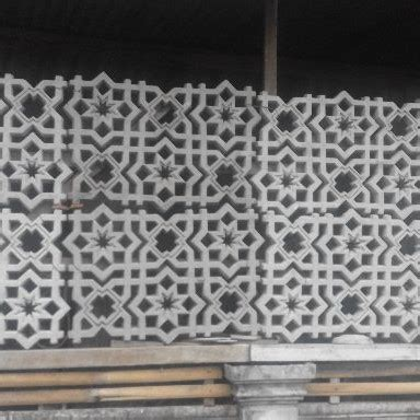 motif krawangan masjid grc   populer  dunia