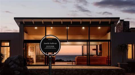 compass unveils  sale sign prototype  modern age