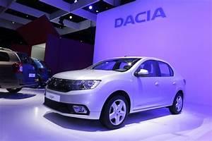 Argus Dacia Logan : dacia logan les photos de la nouvelle logan au mondial 2016 photo 1 l 39 argus ~ Maxctalentgroup.com Avis de Voitures