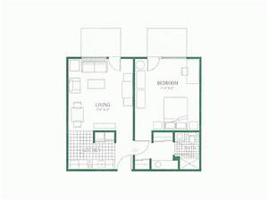 One Bedroom Assisted Living