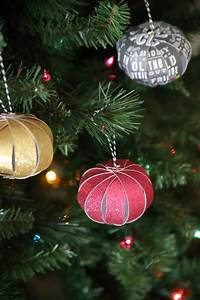 Easy, Paper, Strip, Christmas, Ornaments, Kids, Can, Make