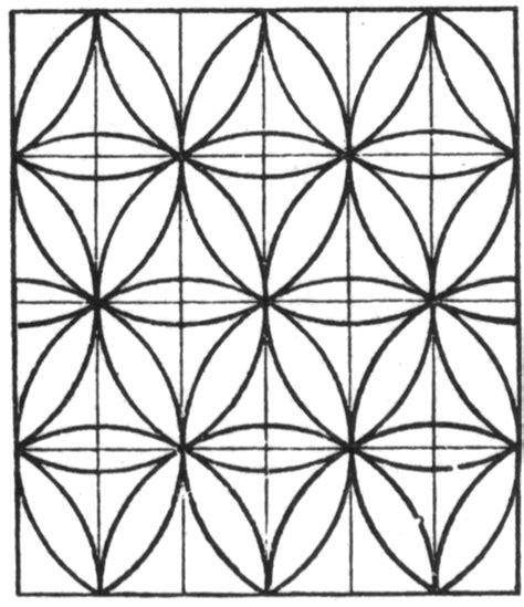 tessellation clipart
