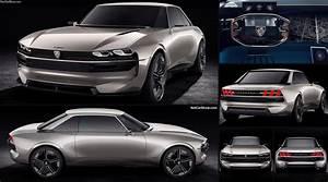 Peugeot E Concept : peugeot e legend concept 2018 pictures information ~ Melissatoandfro.com Idées de Décoration