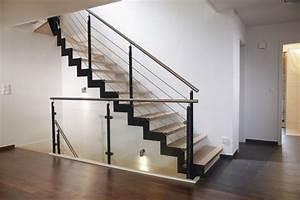 Hauseingang Treppe Modern : stahlwangentreppe modern flur pinterest ~ Yasmunasinghe.com Haus und Dekorationen