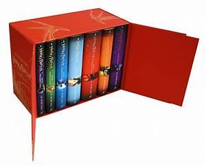Bloomsbury Harry Potter Children's Hardcover 7 Volume ...