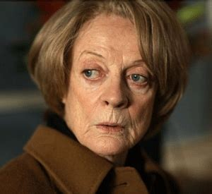 maggie smith couldnt save  telegraph