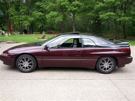 1991 Subaru Svx by How About A 1992 Subaru Svx With 46k Carscoops