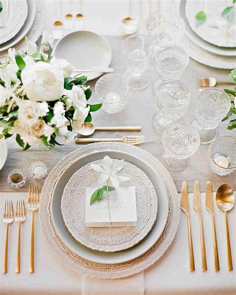 rustic formal dining 36 gold wedding ideas martha stewart weddings