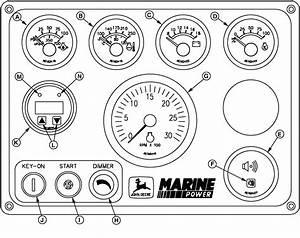 Omrg28994   Power Tech  U2122 12 5 L 6125 Marine Diesel Engines