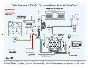 Msd 2 Wire Distributor Wiring Diagram