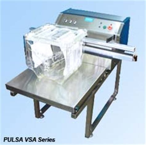 vacuum packaging  sealing machine pulsa industries