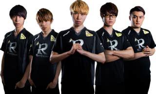 rampage leaguepedia league  legends esports wiki