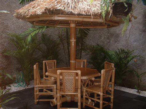 desain rumah gazebo saung minimalis  bambu  kayu