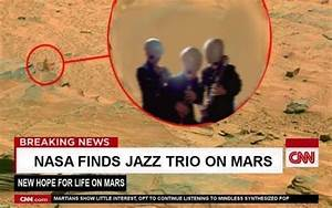 Theres life on Mars after all - Meme Guy