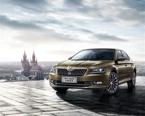 skoda automaker czechs  welcoming china market