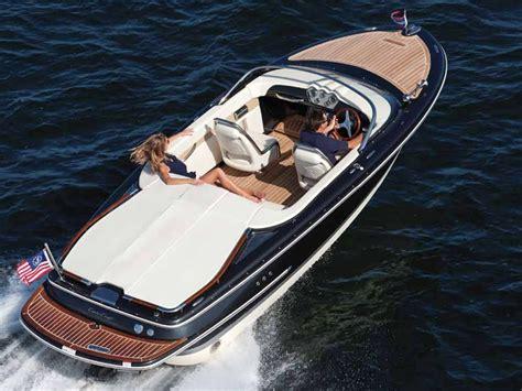 chris craft motorboote zuerichsee portier yachts