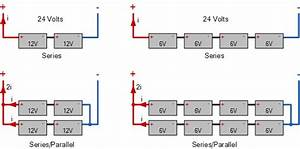 Parallel Wiring Batteries In Series