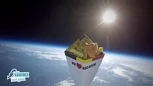 Tesla Dans Lespace : le 1er paquet de frites belges dans l 39 espace youtube ~ Nature-et-papiers.com Idées de Décoration