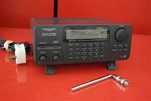 Second Hand Realistic Pro-2042 Vhf Uhf Base Scanner