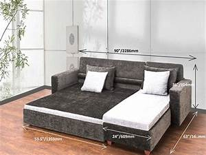 Adelaide b l shape sofa cum bed furniture online buy for L shaped sofa bed couch sa