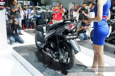 Review Suzuki Nex Ii by Sisi Belakang Suzuki Nex Iisporty Autonetmagz Review