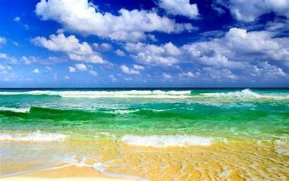 Beach Theme Background Wave Wallpapers Awesome Waves