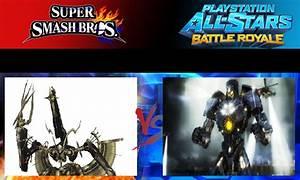 Metal Face vs. Gipsy Danger by JasonPictures on DeviantArt